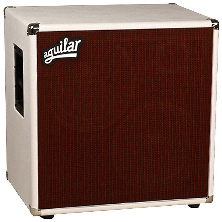 AguilarDB 212 2x12 Bass Speaker CabinetWhite Hot8 Ohm