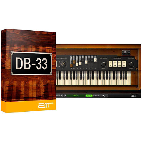 Air Music Tech DB-33 Tonewheel Organ Simulator