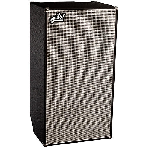 Aguilar DB 412 4x12 Bass Speaker Cabinet Classic Black 4 Ohm