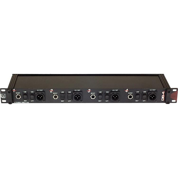 Pro CoDB-4A Quad Direct Box