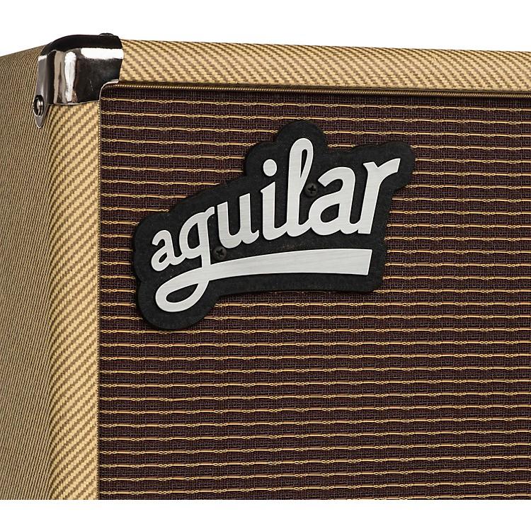 AguilarDB 810 8x10 Bass CabinetBoss Tweed4 ohm