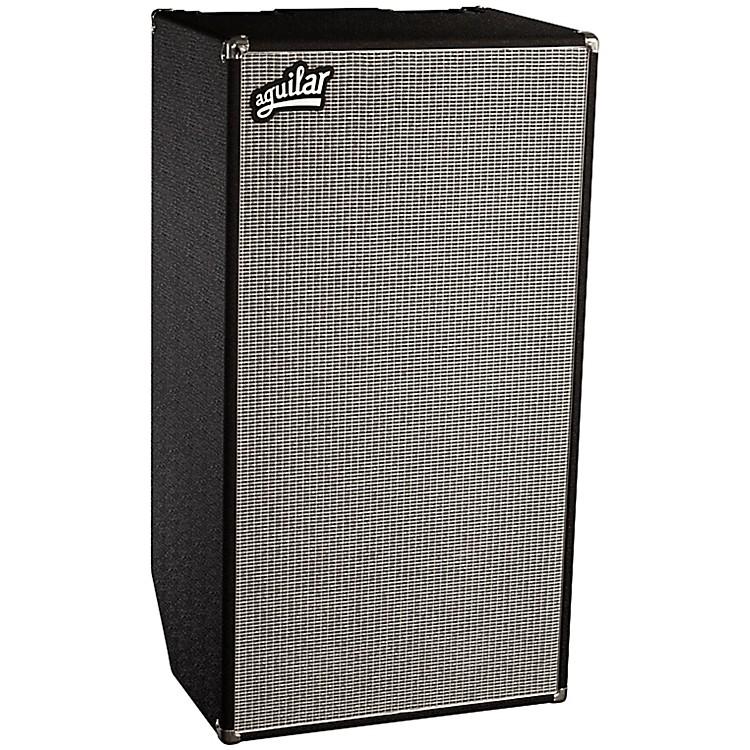 AguilarDB 810 8x10 Bass CabinetClassic Black4 ohm