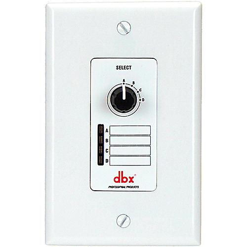 dbx DBXZC3V Wall Mount Zone Control-thumbnail
