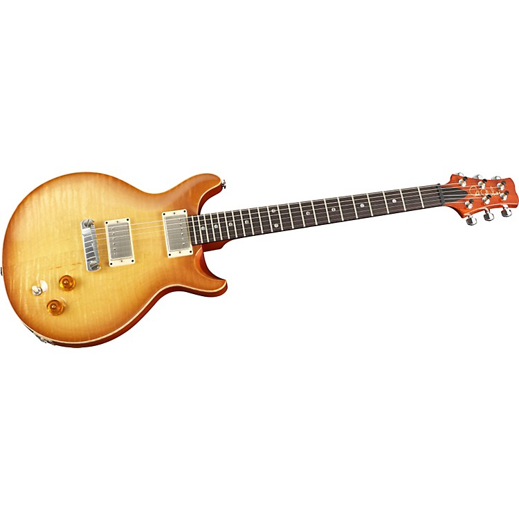 PRSDC 22 Figured Top with Moon Inlays  Electric Guitar