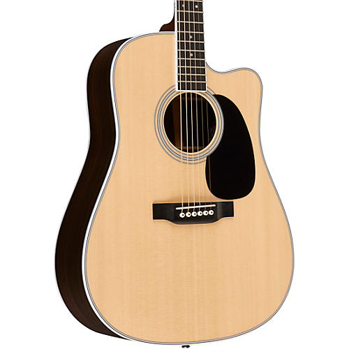 martin dc 35e electric acoustic guitar natural musician 39 s friend. Black Bedroom Furniture Sets. Home Design Ideas