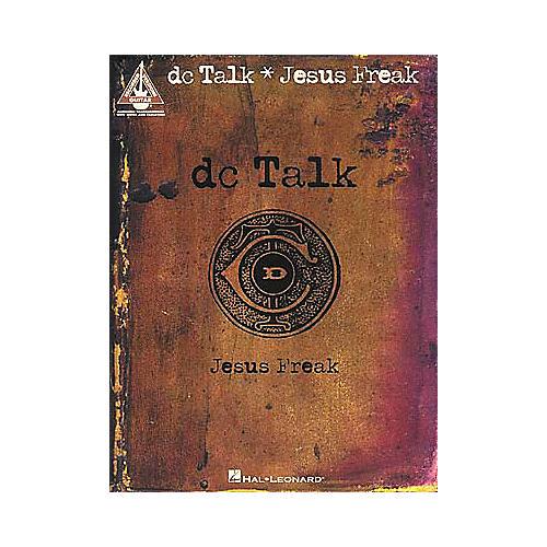 Hal Leonard DC Talk - Jesus Freak Book-thumbnail