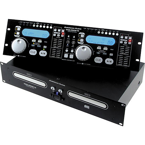 American Audio DCD-Pro610 Professional Dual CD Player