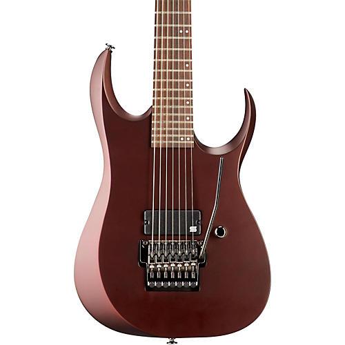 Ibanez DCM100 Dino Cazares Signature Electric 7-String Electric Guitar Flat Burgundy