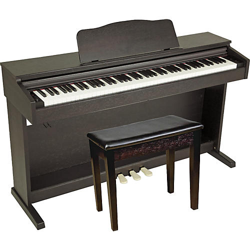 M-Audio DCP-200 Digital Console Piano w Bench
