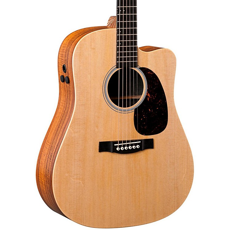 Martin DCPA5K Performing Artist Series Acoustic-Electric Guitar Natural