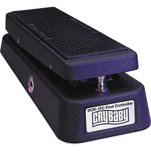 Dunlop DCR-1FC Cry Baby Foot Controller-thumbnail