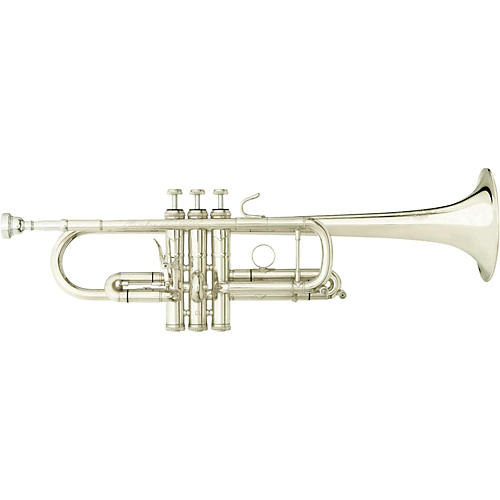 B&S DCX Large Bore X-Series C Trumpet with Fixed Bell-thumbnail