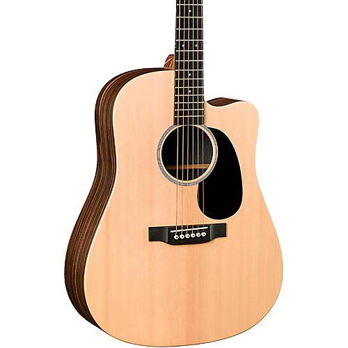 Martin DCX1AE Macassar Acoustic-Electric Guitar Natural