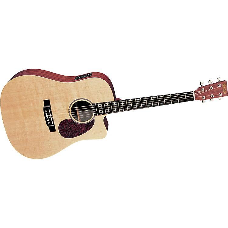 MartinDCX1E Acoustic-Electric Guitar