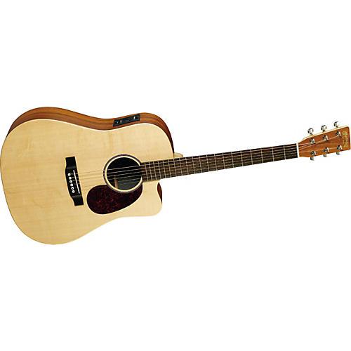 Martin DCX1KE Dreadnought Cutaway Acoustic-Electric Guitar-thumbnail