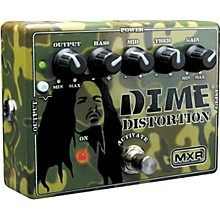 MXR DD-11 Tribute Dime Distortion Level 1