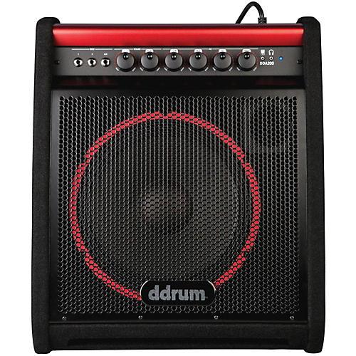 Ddrum DDA200 Electronic Drum Kickback Amp-thumbnail