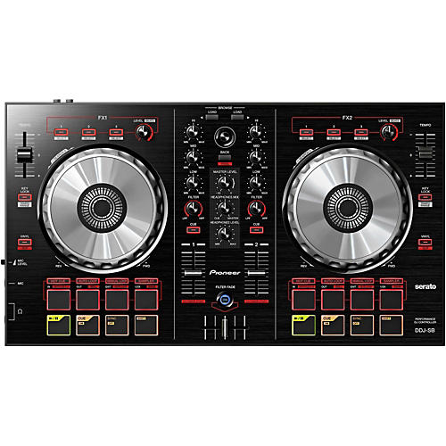 Pioneer DDJ-SB Serato DJ Intro Controller