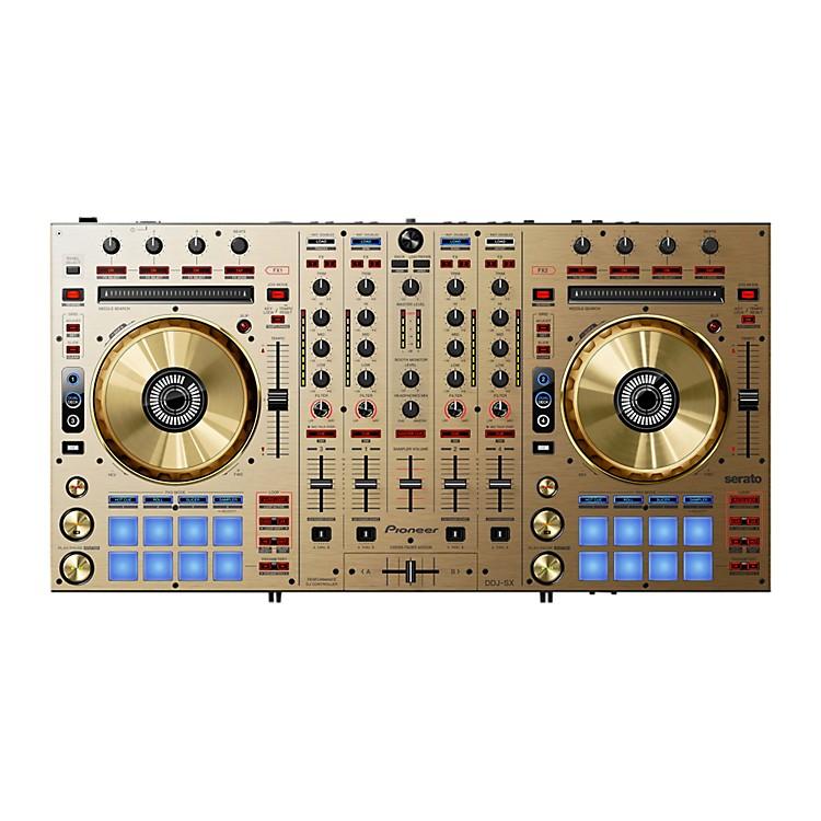 PioneerDDJ-SX DJ Controller Limited Edition Gold