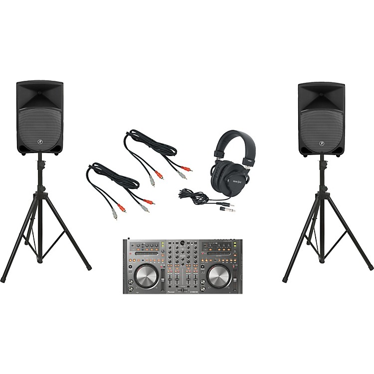 Pioneer DDJ-T1 / Mackie Thump TH-12A DJ Package