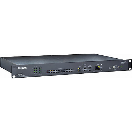 Shure DFR22 Audio Processor