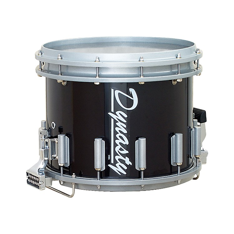 Dynasty DFX14 Modular Snare Drum Red/Silver Hardware