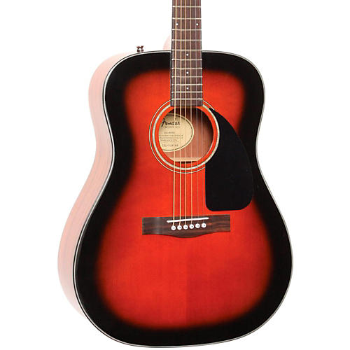 Fender DG-60 Acoustic Guitar Sunburst