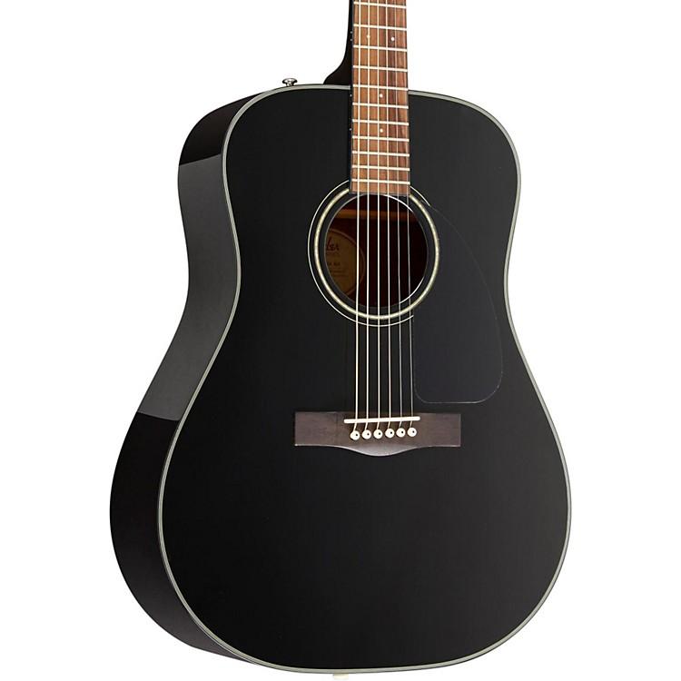 FenderDG-8S Acoustic Guitar Value PackBlack