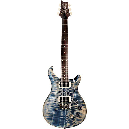 Prs dgt carved figured maple top moon inlay musician s