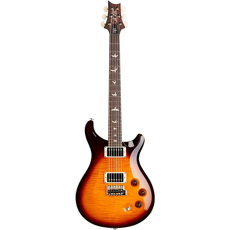 prs dgt flame top electric guitar with bird inlays musician 39 s friend. Black Bedroom Furniture Sets. Home Design Ideas