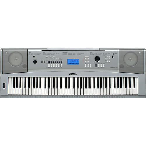 Yamaha DGX-230MS Portable Keyboard with Adaptor and Stand-thumbnail