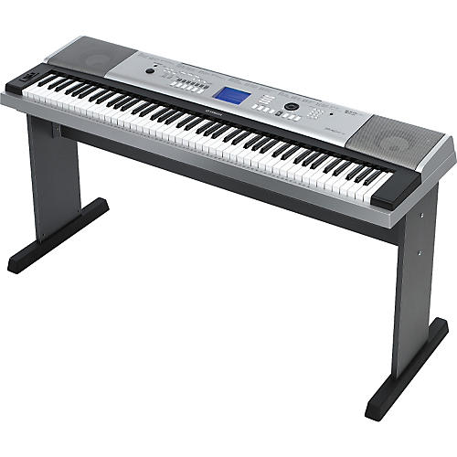Yamaha dgx520 88 key portable grand keyboard musician 39 s for Yamaha professional keyboard price