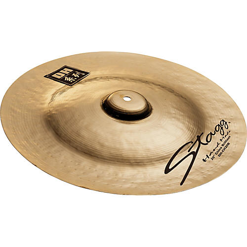 Stagg DH Dual-Hammered Brilliant China Cymbal 18