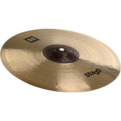 Stagg DH Dual-Hammered Exo Medium Thin Crash Cymbal 14 in.