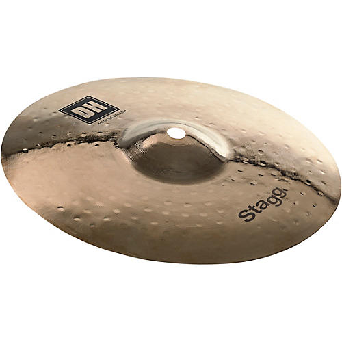 Stagg DH Dual-Hammered Exo Medum Splash Cymbal 10 in.