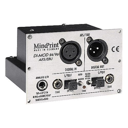 MindPrint DI-MOD 24/96 AES/EBU Digital Interface-thumbnail