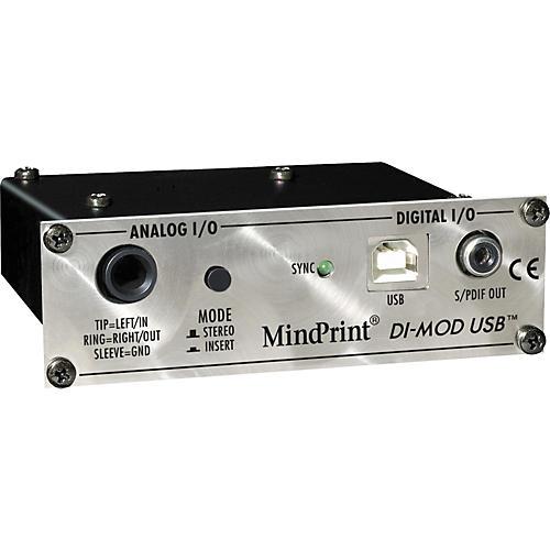 MindPrint DI-MOD USB Interface for DTC, En-Voice I and II-thumbnail