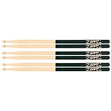 Zildjian DIP Drumsticks (6-Pack) Wood 5A