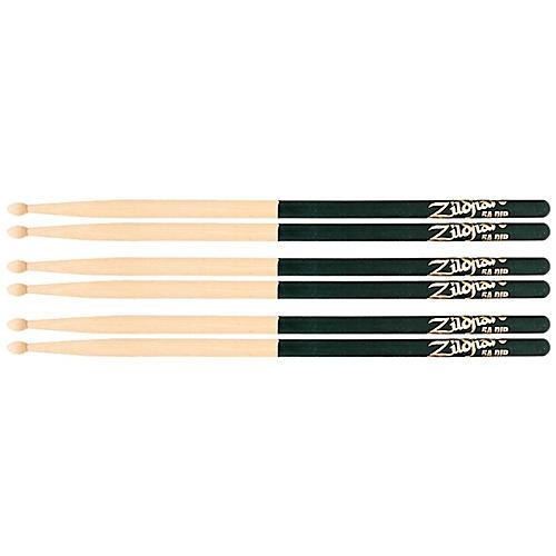Zildjian DIP Drumsticks (6-Pack)-thumbnail