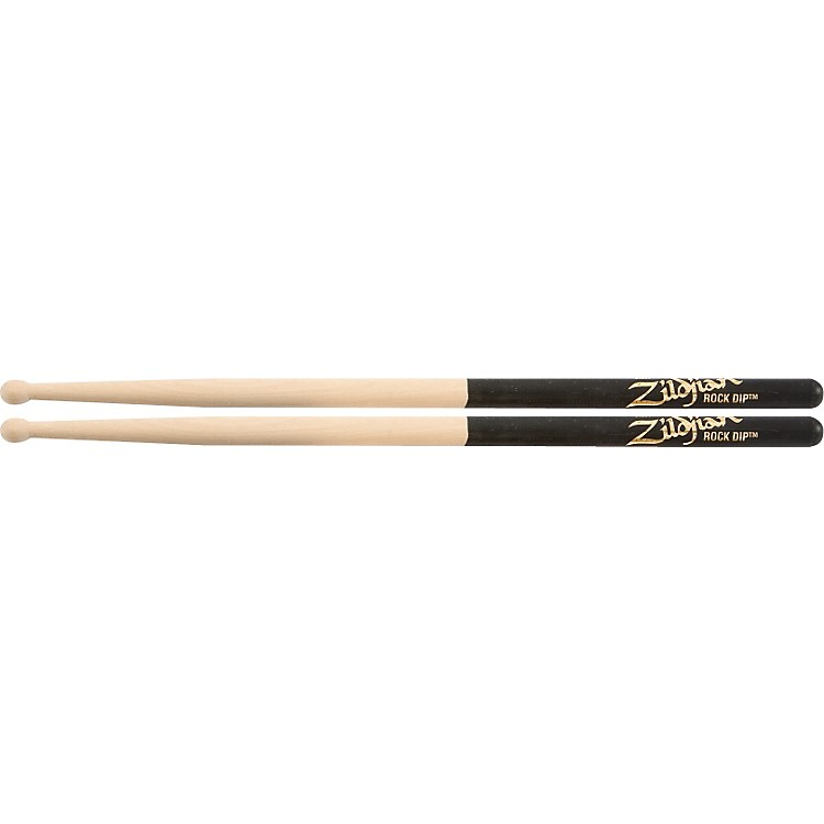 Zildjian DIP Drumsticks Wood Rock