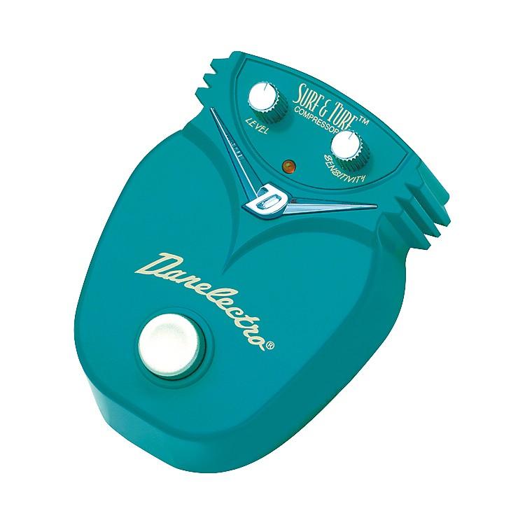 DanelectroDJ-9 Surf and Turf Compressor Pedal