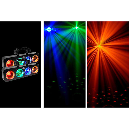 CHAUVET DJ DJ Bank FX 4-Pod Beam Effect (2-Pack)-thumbnail
