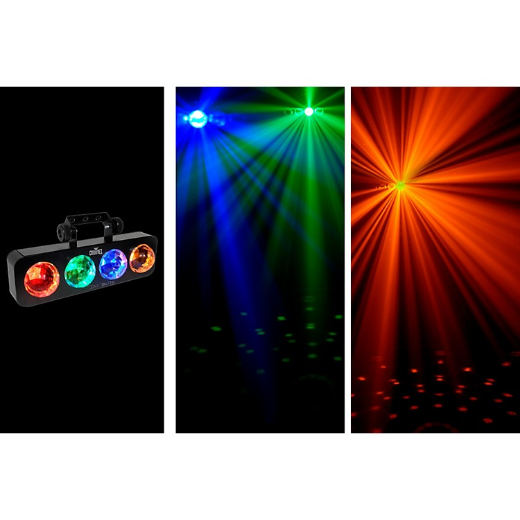 Chauvet DJ Bank FX 4-Pod Beam Effect