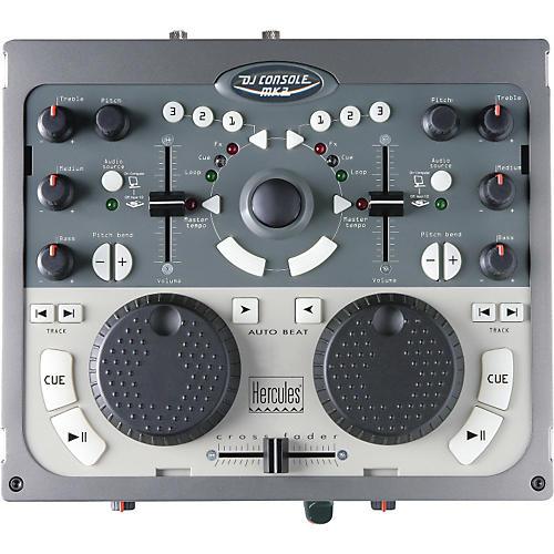 Hercules DJ DJ Console MK2 Dual Deck DJ Mixer