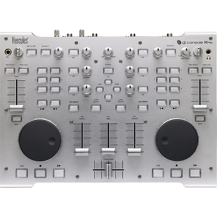 HerculesDJ Console Rmx Controller