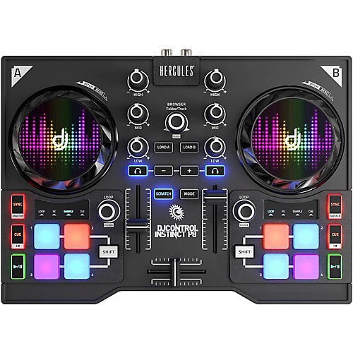 Hercules DJ DJ Control Instinct P8