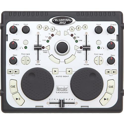 Hercules DJ Control MP3 Portable USB DJ Mixer