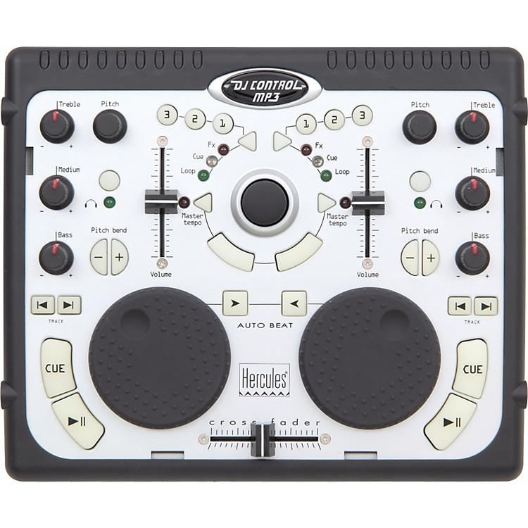HerculesDJ Control MP3 Portable USB DJ Mixer