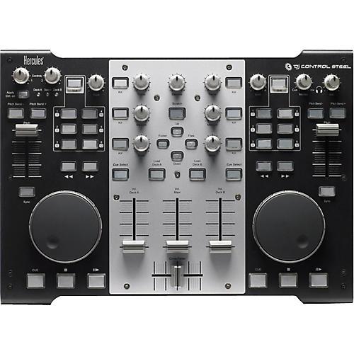 Hercules DJ Control Steel Software Controller