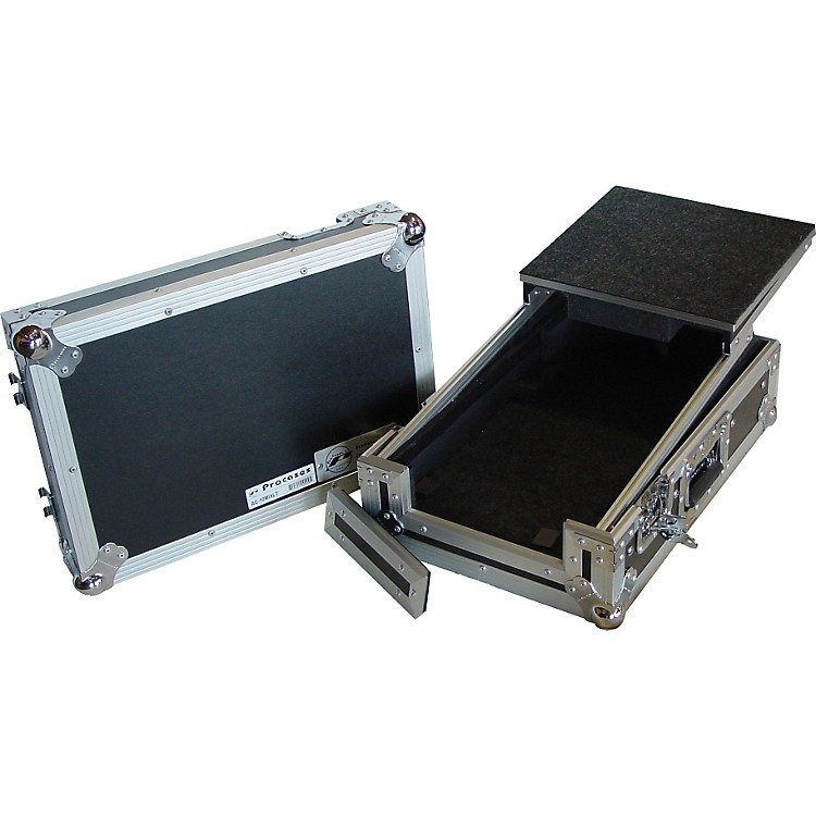 Eurolite DJ Mixer Case with Laptop Shelf 10 inch